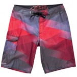 Alpinestars Men's Minor Boardshorts Red