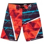Alpinestars Men's HD2 Apocalypse Boardshorts Orange