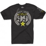 Alpinestars Crowned T-Shirt Black (Closeout)