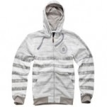 Alpinestars Men's Vernon Zip Hoody White (Closeout)