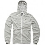 Alpinestars Men's Proper Zip Hoody Heather-Gray (Closeout)