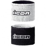 Icon Reversible Wristband White