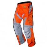Klim Dakar Pant Orange/Gray
