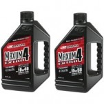 Maxima Maxum 4 Extra 100% Ester-Based Synthetic Oil