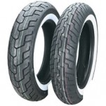 Dunlop D404 WW Tire Rear