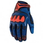 Icon Overlord Resistance Gloves Blue