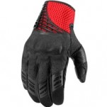 Icon Sanctuary Gloves Red (Closeout)