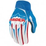 Icon Raiden Arakis Gloves Blue/Red/White