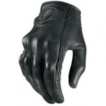 Icon Women's Pursuit Gloves Stealth-Black