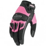Icon Women's Twenty-Niner Gloves Pink