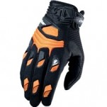 Thor Deflector Gloves Orange (Closeout)