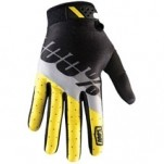 100% Ridefit Gloves Max-Yellow (Closeout)