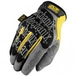 Mechanix Wear The Original 0.5mm Gloves Black/Yellow