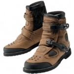 Icon Men's Patrol Waterproof Boots Brown