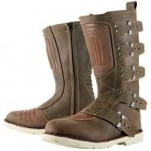 Icon Men's 1000 Elsinore Boots Oiled-Brown