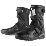 Icon Raiden DKR Boots Black