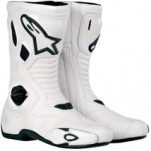 Alpinestars Men's S-MX 5 Boots White/Black