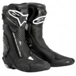Alpinestars Men's SMX Plus Gore-Tex Boots Black