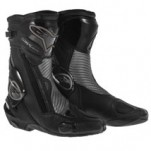 Alpinestars Men's SMX Plus Boots Gunmetal