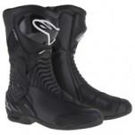 Alpinestars Women's Stella SMX-6 Boots Black-Waterproof (Closeout)