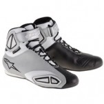 Alpinestars Women's Stella Fastlane Waterproof Shoes White/Black