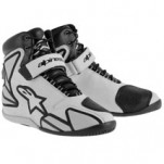 Alpinestars Men's Fastback Waterproof Shoes Gray/Black