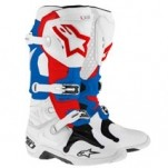 Alpinestars Men's Tech 10 Boots Patriot