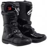 Alpinestars Youth Tech 3S Boots Black