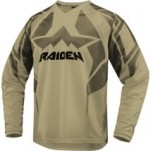 Icon Men's Raiden Arakis Jersey Tan