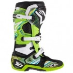 Alpinestars Tech 10 Graphics Kit Yellow/Green/Cyan