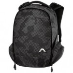 American Kargo Commuter Backpack Black (Closeout)