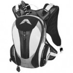 American Kargo Turbo 2L Hydration Pack Whtie (Closeout)