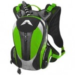 American Kargo Turbo 2L Hydration Pack Green