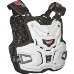 Fly Racing Pro Lite Chest Protector White