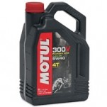 Motul 300V Synthetic Motor Oil
