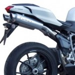 Remus Revolution GP Slip-on Exhaust for Multistrada 1000 DS 03