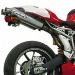 Remus Grand Prix Full Exhaust System for Monster S4R 04-05
