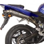 Remus Revolution Slip-On Exhaust for YZF-R1 04-06