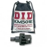D.I.D KM501E Chain Cutting and Riveting Tool