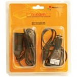Nolan N-Com B4 Communication System USB/Bike Charger (Closeout)