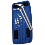 Motion Pro Hex-Pro SAE Pivot Head Hex Wrench Set