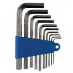 Moose Racing 10-Piece Hex Wrench Set