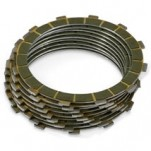 Barnett Performance Friction Plates for XV1700 Road Star 08-12