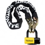 Kryptonite New York Fahgettaboudit Chain w/ Disc Lock