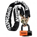 Kryptonite New York Chain and Evolution 4 Disc Lock (Closeout)