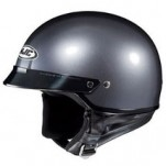 HJC CS-2N Helmet Solid Metallic-Anthracite
