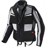 Spidi Net Force Jacket Black/Grey