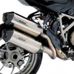 Remus HexaCone Slip-on Exhaust for Streetfighter 1098 09-12