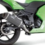 Remus HexaCone Slip-On Exhaust for 250R 08-12