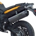 Remus HexaCone Slip-On Exhaust for F800GS 08-15